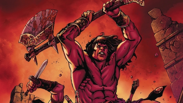 'Conan the Slayer #7:' Advance Comic Book Review