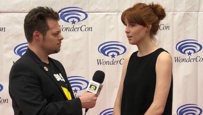 WonderCon 2019: Fanbase Press Interviews Director Kelsey Taylor on 'Alien: Specimen,' the Cast of 'Alien,' and More