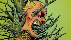 'Richard Corben's Shadows on the Grave #1:' Comic Book Review