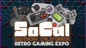 SoCal Retro Gaming Expo: Winter 2017 Edition for Gamers and Collectors