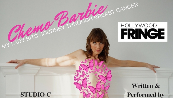 Fanbase Press Interviews Heather Keller on 'Chemo Barbie' (Hollywood Fringe 2017)
