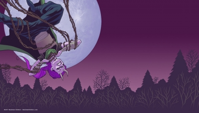 'Moon Hunters #1:' Comic Book Review