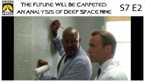 The Future Will Be Carpeted: An Analysis of 'Deep Space Nine (S7E2)'