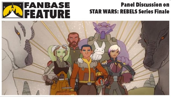 Fanbase Feature: Panel Discussion on the 'Star Wars Rebels' Series Finale