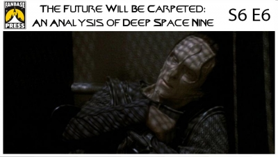 The Future Will Be Carpeted: An Analysis of 'Deep Space Nine (S6E6)'