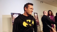 'Reign of the Supermen' Premiere: Fanbase Press Interviews Jason O'Mara on Batman in a World without Superman
