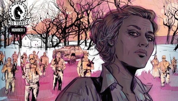 Fanbase Press Interviews Brian Wood on His Upcoming Creator-Owned Series, 'Briggs Land,' from Dark Horse Comics