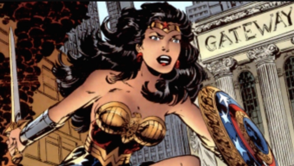 Wonder Woman Wednesday: Did John Byrne Design Wonder Woman's Movie Costume?