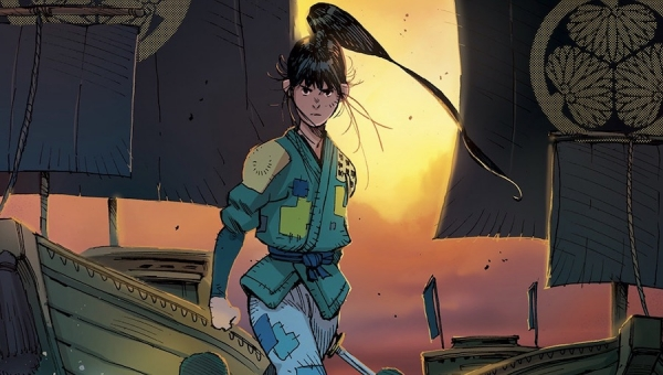 'Ronin Island #9:' Advance Comic Book Review