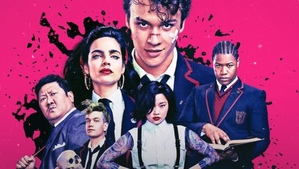'Deadly Class: Episode 1' - TV Review