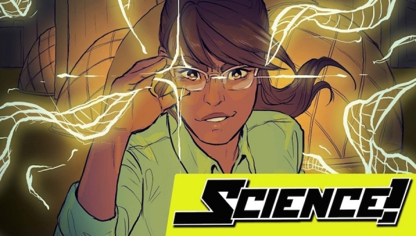 #CrowdfundingFridays: 'Science!,' 'Mini Minority Monsters,' and 'The Mechanic'