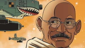 'The Forever War: Forever Free #3' - Comic Book Review