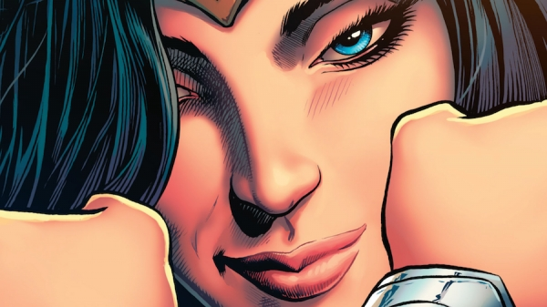 Wonder Woman Wednesday: Top Ten 'Wonder Woman' Artists: Part 2