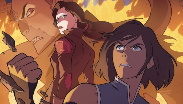 'The Legend of Korra: Turf Wars Part Two' - Trade Paperback Review