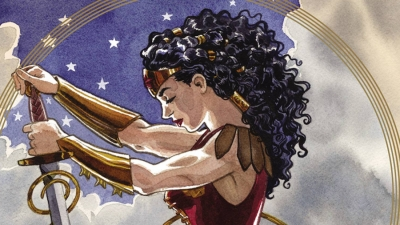 Wonder Woman Wednesday: The True Amazon (What If Wonder Woman Was a Millennial?)
