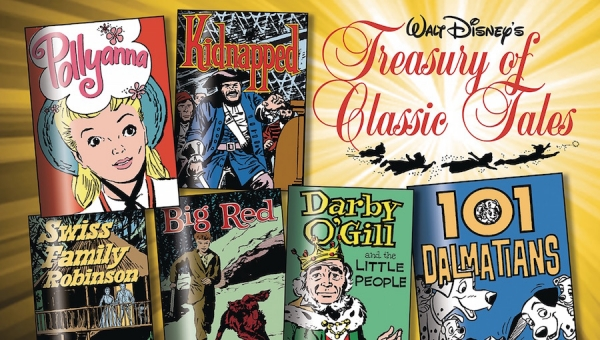 'Walt Disney's Treasury of Classic Tales Volume 3:' Hardcover Review