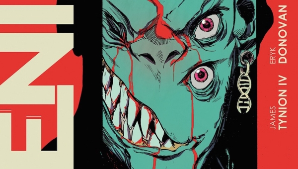 'Eugenic #3:' Advance Comic Book Review