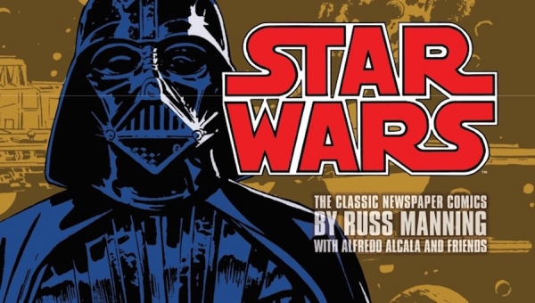 'Star Wars: The Classic Newspaper Comics Volume I' – Hardcover Book Review