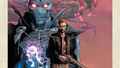 'Seven to Eternity #1:' Comic Book Review