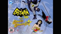 Wonder Woman Wednesday: 'Batman '66 Meets Wonder Woman '77' Review and Interviews with Jeff Parker and David Hahn