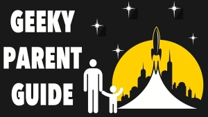 Geeky Parent Guide:  A Parent's Approach to 'Die Hard' and 'Harry Potter'