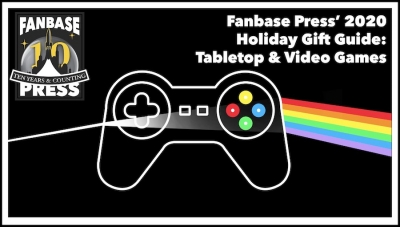 Fanbase Press' 2020 Holiday Gift Guide: Tabletop and Video Games