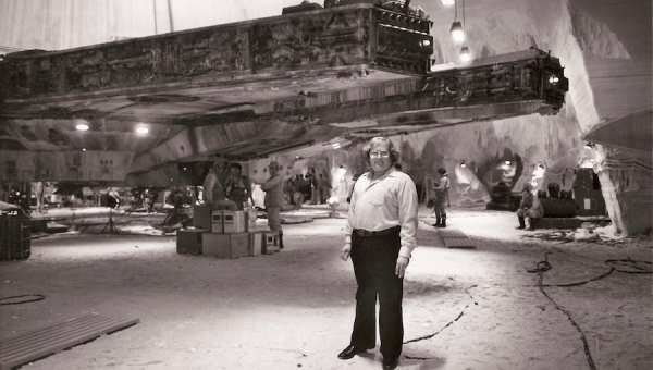 Fanbase Press Interviews Craig Miller on the Autobiographical Novel, 'Star Wars Memories: My Time in the (Death Star) Trenches'