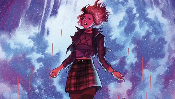 'Buffy the Vampire Slayer: Willow #2' - Advance Comic Book Review