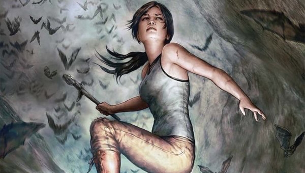 'Tomb Raider #4:' Advance Comic Book Review