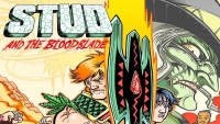 Fanbase Press Interviews Perry Crowe on the Comic Book Series, 'Stud and the Blood Blade'