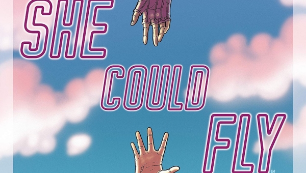 SDCC 2019: Christopher Cantwell on 'She Could Fly,' Working with Karen Berger, and More