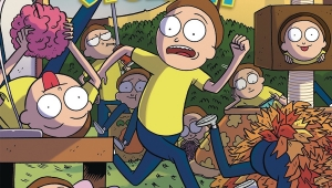 'Rick & Morty: Pocket Like You Stole It #2' - Advance Comic Book Review