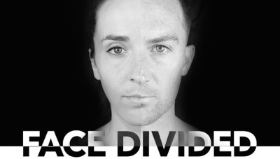 Fanbase Press Interviews Michael Antosy on 'Face Divided' (Hollywood Fringe 2018)