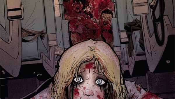 'Train 8: The Zombie Express' - Comic Book Review