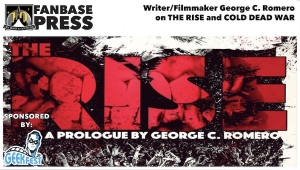 Fanbase Feature: Writer/Filmmaker George C. Romero on 'The Rise' and 'Cold Dead War' Published by Heavy Metal
