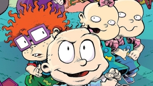 'Rugrats #1:' Comic Book Review