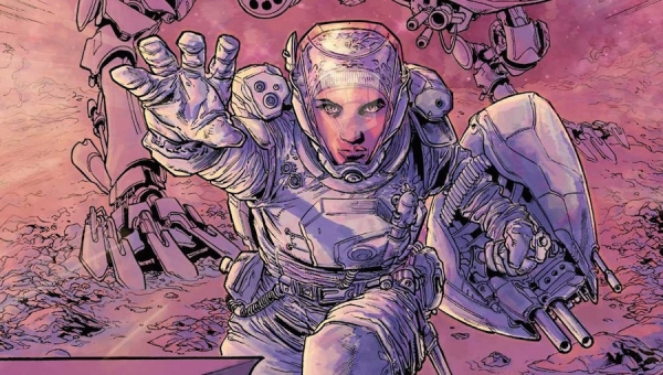 'The Forever War: Forever Free #1' - Advance Comic Book Review
