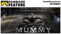 Fanbase Feature: Panel Discussion on 'The Mummy' (2017)