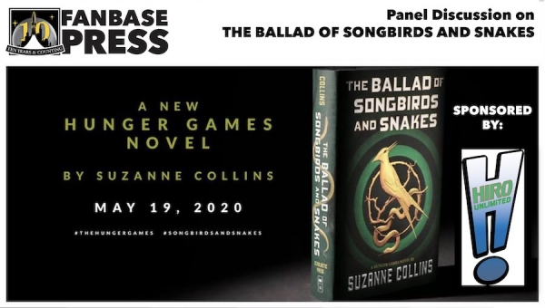 Fanbase Feature: Panel Discussion on 'The Ballad of Songbirds and Snakes' (2020)
