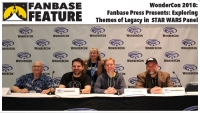 Fanbase Feature: WonderCon 2018 - 'Fanbase Press Presents: Exploring Themes of Legacy in Star Wars' Panel Audio