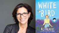Fanbase Press Interviews R. J. Palacio on the Upcoming Graphic Novel, 'White Bird'