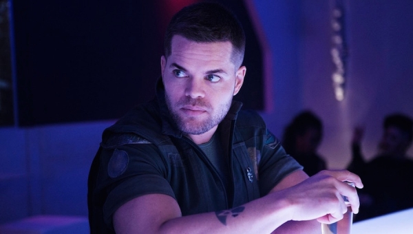 Saturn Awards 2018: Wes Chatham of 'The Expanse' and 'The Hunger Games: Mockingjay' Chats with Fanbase Press
