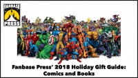 Fanbase Press' Holiday Gift Guide 2018: Graphics Novels & Books