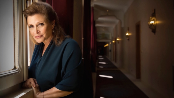 In Memoriam – Carrie Fisher, 1956 – 2016