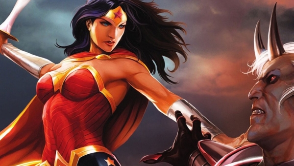 DC Animated's 'Wonder Woman: Commemorative Edition:' Film Review (The Other 'Wonder Woman' Movie You Should See This Week)