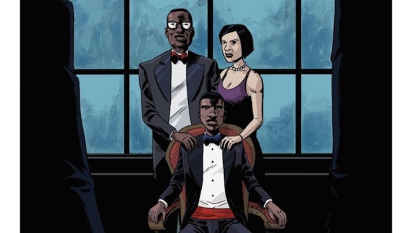 'Rebirth of the Gangster #3:' Comic Book Review (Stepping Out of the Shadows)