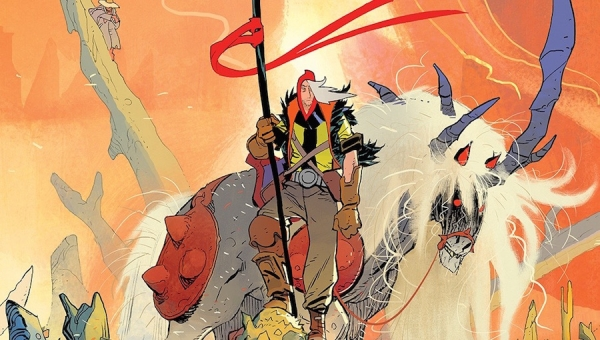 'Coda #1:' Advance Comic Book Review