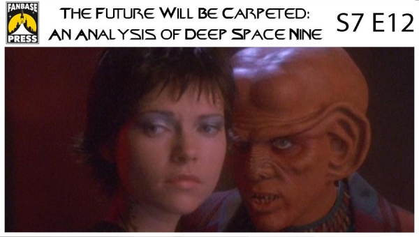 The Future Will Be Carpeted: An Analysis of 'Deep Space Nine (S7E12)'