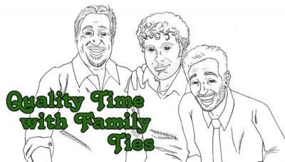 'Quality Time with Family Ties' Podcast Returns for Season 6
