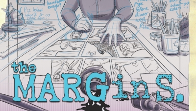 Creating Fandoms: Comic Books, Collaboration, and Gatekeeping - The Inspiration behind 'The Margins'